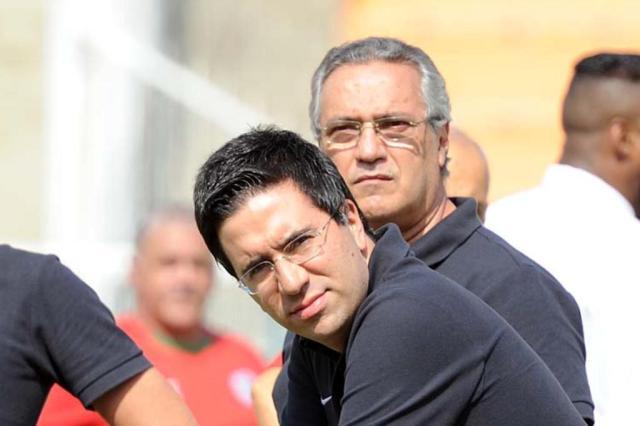 De Leandro Damião a Diego Souza: conheça André Zanotta, novo executivo de futebol do Grêmio Ivan Storti/Santos FC/Ivan Storti/Santos FC