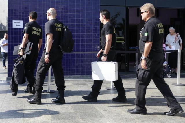 Gerente da BRF é preso ao desembarcar no aeroporto de Guarulhos NEWTON MENEZES/FUTURA PRESS/ESTADÃO CONTEÚDO