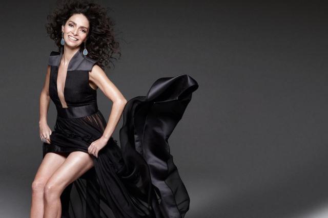 Claudia Ohana, uma das capas mais famosas da Playboy, volta à revista (só que, desta vez, como colunista) Paschoal Rodriguez/revista Claudia