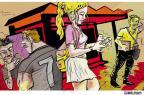 Um homem pode abordar uma mulher na rua? Gabriel Renner/Arte ZH