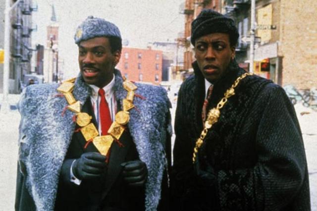 """Eddie Murphy anuncia no Twitter sequência de """"Um Príncipe em Nova York"""" Divulgação/Paramount Pictures"""