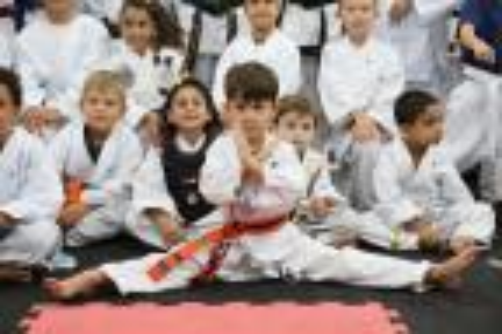 Conheça os benefícios das artes marciais para as crianças Isadora Neumann/Agência RBS