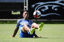 Renato faz mistério, mas, sem dúvida, Barrios começa jogando contra o Veranópolis Ronaldo Bernardi/Agencia RBS