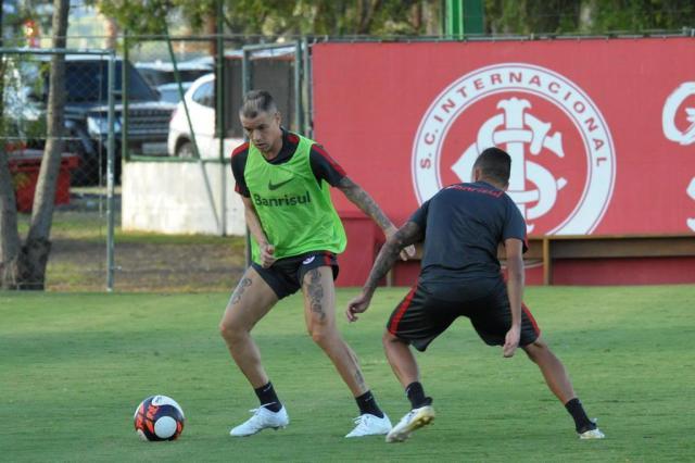 Inter enfrenta o São Paulo-RG em confronto direto pelo Gauchão Luiz Armando Vaz/Agencia RBS