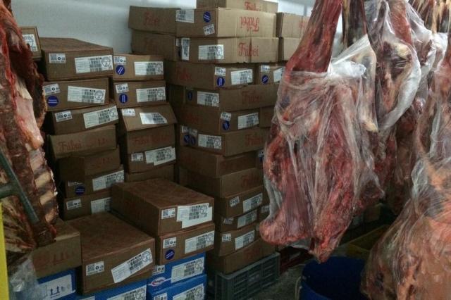 33 países ou blocos compraram nos últimos 60 dias de empresas da Carne Fraca Divulgação/Divulgação