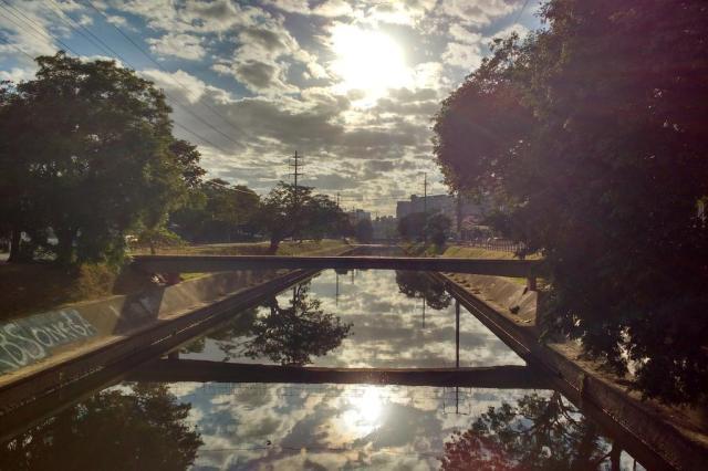 Domingo será de tempo seco na maior parte do Rio Grande do Sul Eduardo Rosa/Agencia RBS
