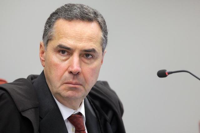 Ministro Barroso, do STF, condena filha de Fachin a multa Nelson Jr./STF
