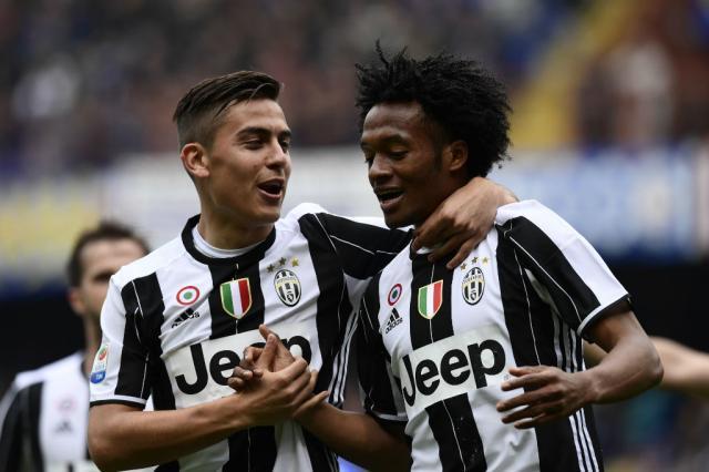 Dybala sai lesionado, mas Juventus garante vitória no Italiano Miguel Medina / AFP/AFP