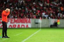 As dificuldades do Inter contra o São Paulo passaram diretamente pela escalação de Zago André Ávila/Agencia RBS