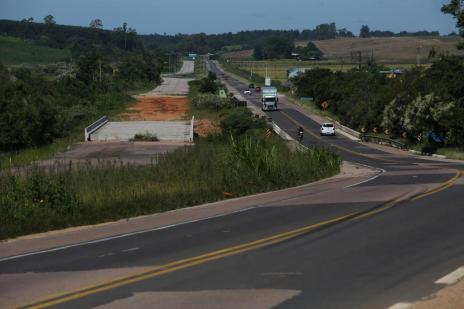 """Duplicação da BR-116 """"está na lista de prioridades"""", diz secretário do Ministério dos Transportes (Tadeu Vilani/Agencia RBS)"""