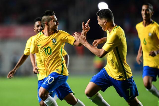 Brasil goleia Chile por 5 a 0 e conquista o Sul-Americano Sub-17 Conmebol / Divulgação/Divulgação