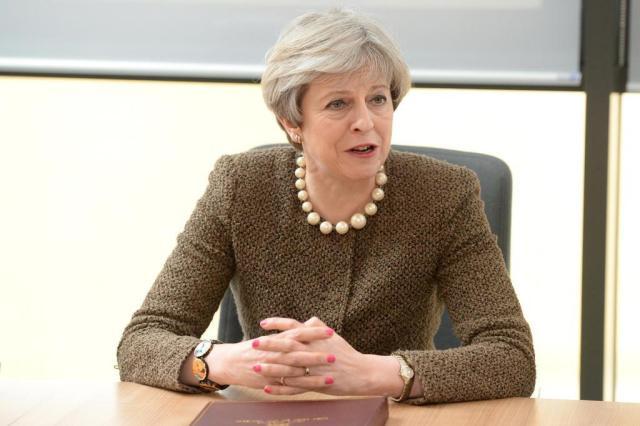 Reino Unido notificará saída da União Europeia em 29 de março BEN BIRCHALL/POOL / AFP