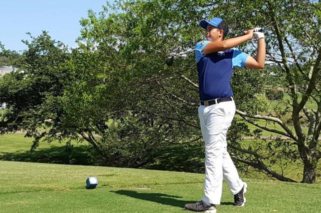 Golfista gaúcho vence seletiva e conquista vaga para Sul-Americano juvenil Divulgação/Divulgação