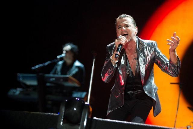 Com novo disco, Depeche Mode anuncia shows no Brasil em 2018 Divulgação/Depeche Mode