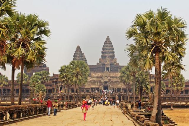 Camboja tem templos incríveis e ilha deserta Ariel Camargo/Arquivo Pessoal