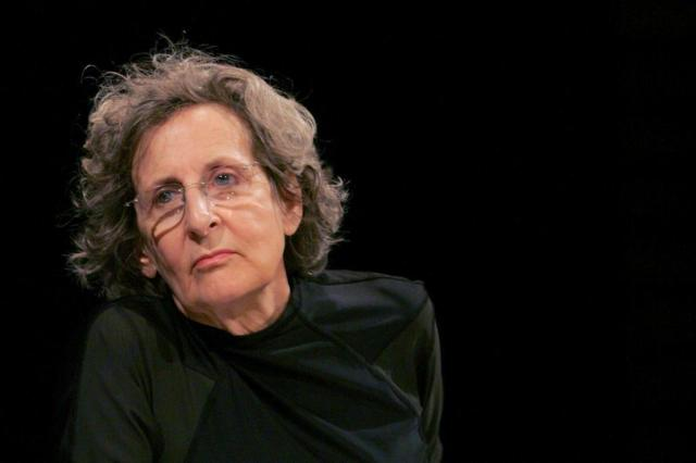 Coreógrafa americana Trisha Brown morre aos 80 anos JACQUES DEMARTHON/AFP PHOTO