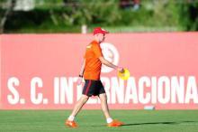 Inter montou uma logística digna de decisão para enfrentar o Ypiranga Ricardo Duarte/Sport Club Internacional