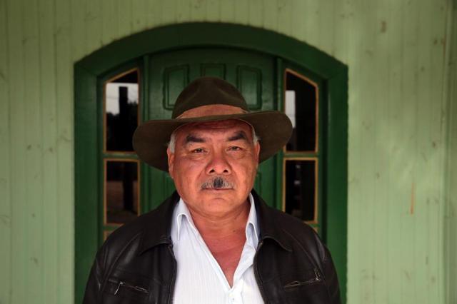 Cacique é morto a tiros em Ronda Alta Tadeu Vilani/Agencia RBS
