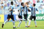 Dois jogadores do Grêmio e um do Inter integram a seleção da oitava rodada do Gauchão Carlos Macedo/Agencia RBS