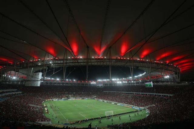 Justiça bloqueia R$ 198,5 milhões de construtoras e envolvidos na reforma do Maracanã Flamengo / Divulgação/Divulgação