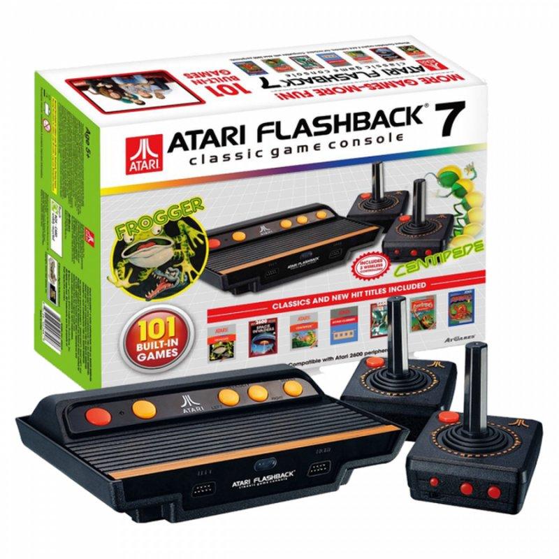 Atari Flashback já pode ser comprado no Brasil