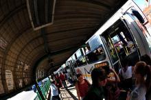 Tabela horária de ônibus da EPTC não serve para nada Carlos Macedo/Agencia RBS