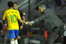 Tite nos levou à Russia e devolveu o sorriso ao sofrido futebol brasileiro DANTE FERNANDEZ / AFP/AFP