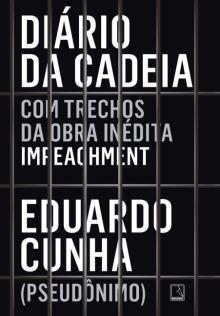 Justiça embarga livro escrito por desconhecido com o pseudônimo de Eduardo Cunha /