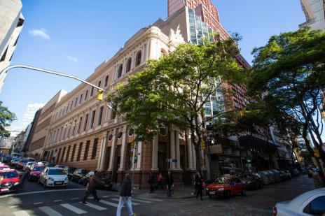 Ainda com problemas estruturais, Museu da Comunicação só pode ser visitado com agendamento (Anderson Fetter/Agencia RBS)