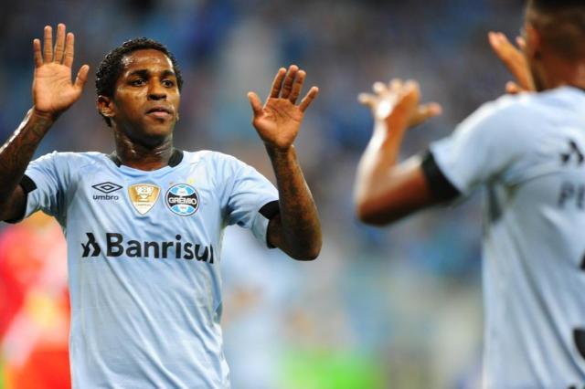 Com show de Bolaños, Grêmio goleia o Juventude na Arena Bruno Alencastro/Bruno Alencastro