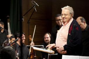 Morre o professor, maestro e compositor Olivier Toni Nathy Silva/Divulgação