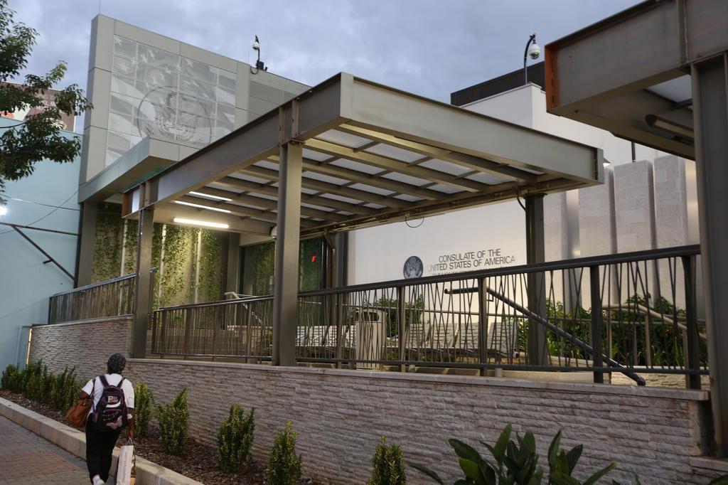 Consulado dos Estados Unidos em Porto Alegre será aberto até junho Robinson Estrásulas/Agencia RBS