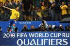 Cotação ZH: Neymar é o destaque da Seleção contra o Paraguai NELSON ALMEIDA/AFP