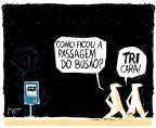 Gilmar Fraga: aumento da passagem Gilmar Fraga/Agencia RBS