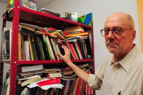 Apesar de recluso, João Gilberto Noll era um dos incentivadores da nova literatura em Porto Alegre (Genaro Joner/Agencia RBS)
