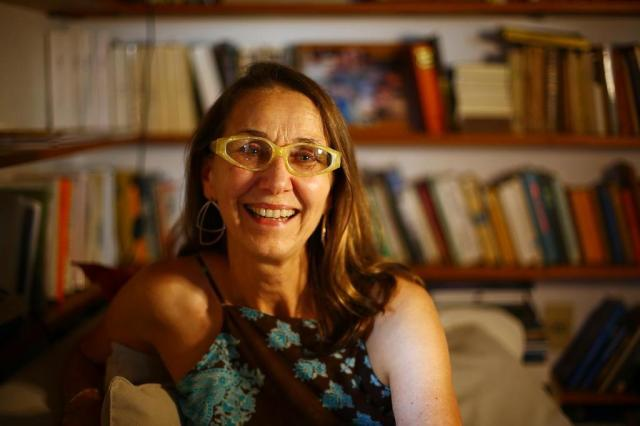"""Antígona"": Kathrin Rosenfield lança livro sobre o mito nesta quinta-feira Isadora Neumann/Agência RBS"