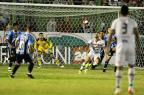 """Bruno Grassi lamenta falha em derrota do Grêmio: """"Infelizmente aconteceu"""" Lauro Alves/Agencia RBS"""
