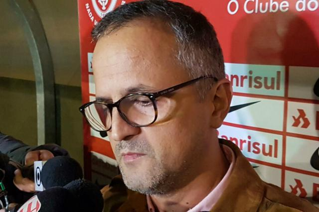 Vice de futebol lamenta lesões, mas prevê grande teste para o Inter Rodrigo Oliveira / Agência RBS/Agência RBS