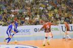 Atlântico de Erechim empata na abertura da Liga Futsal 2017 Mayelle Hall / Joaçaba/Divulgação/Joaçaba/Divulgação