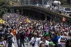 Opositores voltam às ruas para pedir eleições na Venezuela Juan Barreto/AFP