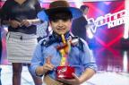VÍDEO: o segredo da voz do gauchinhoque venceu o The Voice Kids TV Globo/Divulgação