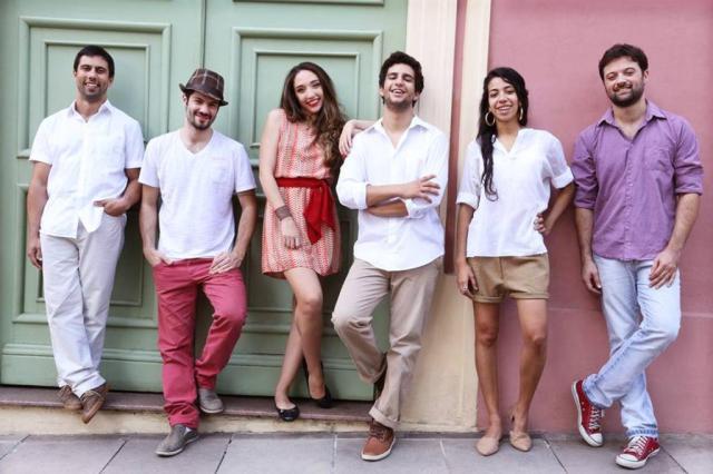 Samba e Amor e mais atrações para curtir nesta quarta na Capital Johnny Marco Baptista e Letícia Zluhan/Divulgação