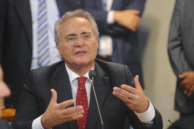 """Renan: """"perfil político ideológico"""" imposto pelo MPF tem ficado """"evidente"""" Marcos Oliveira/Agência Senado/Divulgação"""