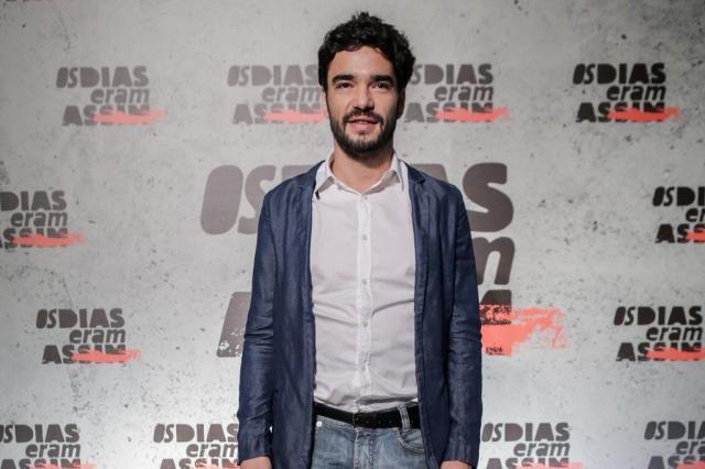 """Caio Blat sai em defesa de José Mayer: """"Ele fez uma brincadeira fora de tom"""" Raquel Cunha/TV Globo/Divulgação"""