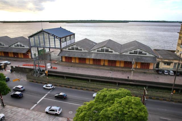 Associação busca mudanças em projeto para o Cais Mauá Júlio Cordeiro/Agencia RBS