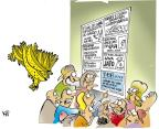 Iotti: país dos bananas Iotti/Agencia RBS