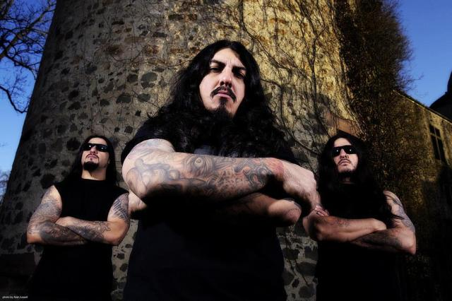 Krisiun é destaque em festival de metal neste domingo no Opinião Axel Jusseit/Divulgação