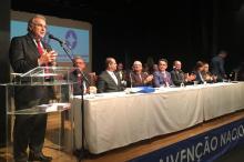 Denunciado na Lava-Jato,Ciro Nogueira é reeleito presidente do PP Lisiane Severo/Divulgação