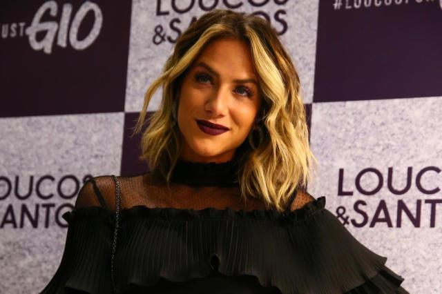 """Giovanna Ewbank causa alvoroço em shopping da Capital: """"Sempre sou bem-recebida em Porto Alegre"""" Lauro Alves/Agencia RBS"""