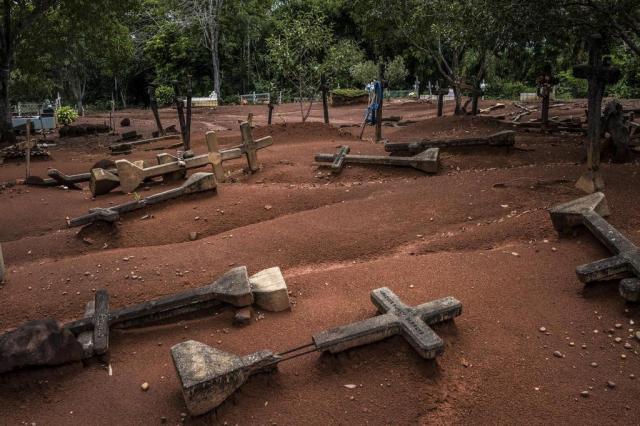 Fordlândia, o sonho falido de Henry Ford na Amazônia Bryan Denton/NYTNS